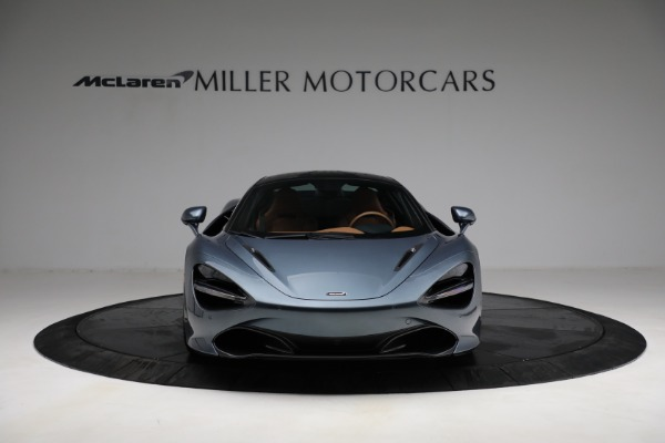 Used 2019 McLaren 720S Luxury for sale Call for price at Rolls-Royce Motor Cars Greenwich in Greenwich CT 06830 11