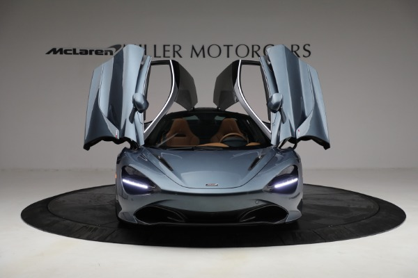 Used 2019 McLaren 720S Luxury for sale Call for price at Rolls-Royce Motor Cars Greenwich in Greenwich CT 06830 12