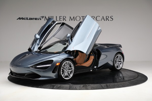 Used 2019 McLaren 720S Luxury for sale Call for price at Rolls-Royce Motor Cars Greenwich in Greenwich CT 06830 13