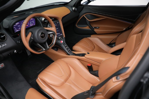 Used 2019 McLaren 720S Luxury for sale Call for price at Rolls-Royce Motor Cars Greenwich in Greenwich CT 06830 16