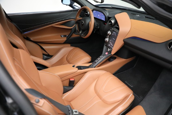 Used 2019 McLaren 720S Luxury for sale Call for price at Rolls-Royce Motor Cars Greenwich in Greenwich CT 06830 19