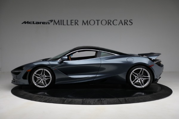 Used 2019 McLaren 720S Luxury for sale Call for price at Rolls-Royce Motor Cars Greenwich in Greenwich CT 06830 2