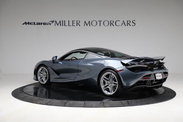 Used 2019 McLaren 720S Luxury for sale Call for price at Rolls-Royce Motor Cars Greenwich in Greenwich CT 06830 3