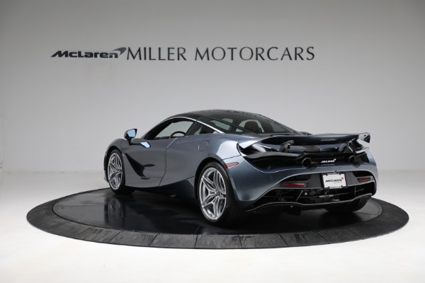 Used 2019 McLaren 720S Luxury for sale Call for price at Rolls-Royce Motor Cars Greenwich in Greenwich CT 06830 4