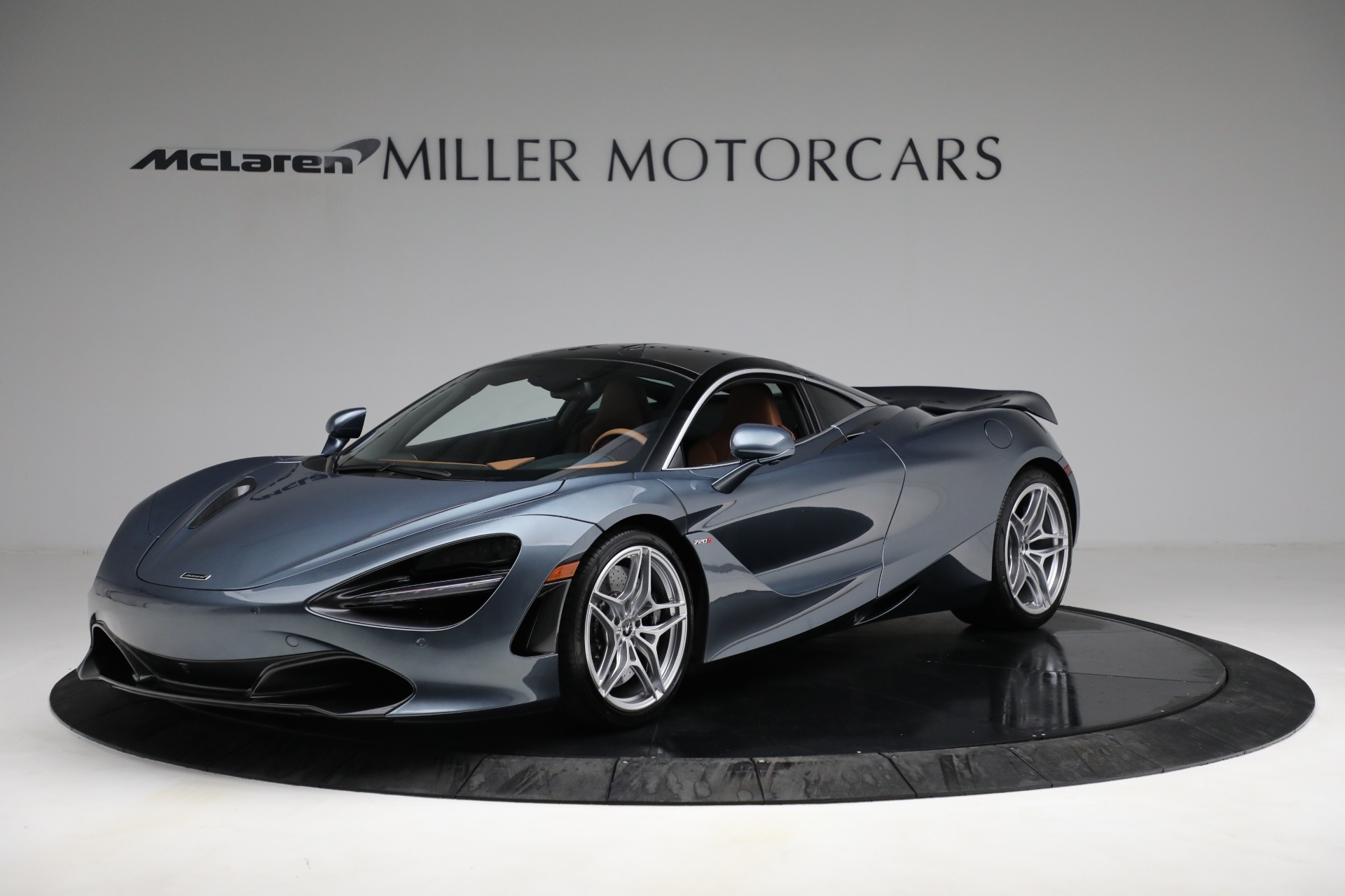 Used 2019 McLaren 720S Luxury for sale Call for price at Rolls-Royce Motor Cars Greenwich in Greenwich CT 06830 1