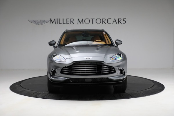 New 2021 Aston Martin DBX for sale $203,886 at Rolls-Royce Motor Cars Greenwich in Greenwich CT 06830 10