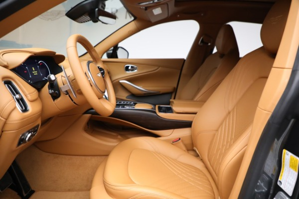 New 2021 Aston Martin DBX for sale $203,886 at Rolls-Royce Motor Cars Greenwich in Greenwich CT 06830 11