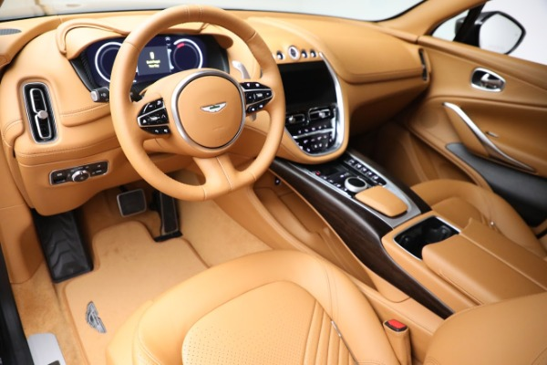 New 2021 Aston Martin DBX for sale $203,886 at Rolls-Royce Motor Cars Greenwich in Greenwich CT 06830 12