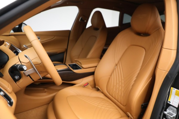 New 2021 Aston Martin DBX for sale $203,886 at Rolls-Royce Motor Cars Greenwich in Greenwich CT 06830 13