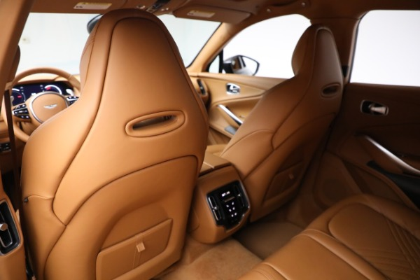 New 2021 Aston Martin DBX for sale $203,886 at Rolls-Royce Motor Cars Greenwich in Greenwich CT 06830 16