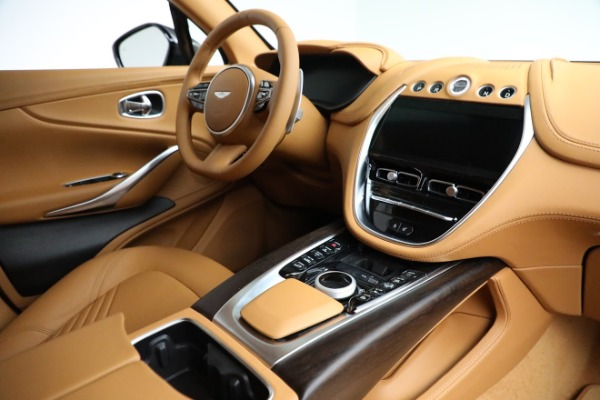 New 2021 Aston Martin DBX for sale $203,886 at Rolls-Royce Motor Cars Greenwich in Greenwich CT 06830 19