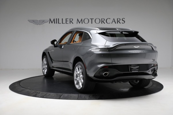New 2021 Aston Martin DBX for sale $203,886 at Rolls-Royce Motor Cars Greenwich in Greenwich CT 06830 4