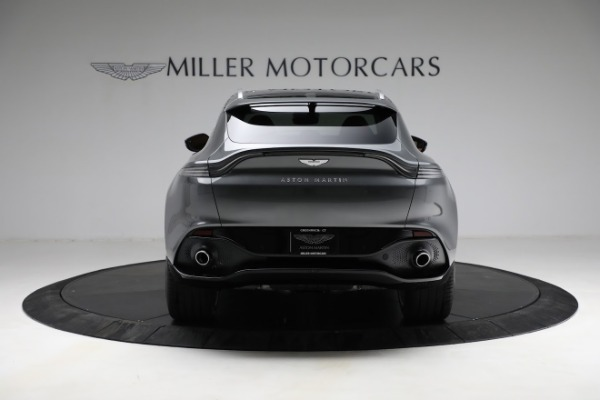 New 2021 Aston Martin DBX for sale $203,886 at Rolls-Royce Motor Cars Greenwich in Greenwich CT 06830 5