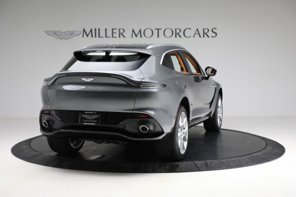 New 2021 Aston Martin DBX for sale $203,886 at Rolls-Royce Motor Cars Greenwich in Greenwich CT 06830 6