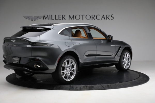 New 2021 Aston Martin DBX for sale $203,886 at Rolls-Royce Motor Cars Greenwich in Greenwich CT 06830 7