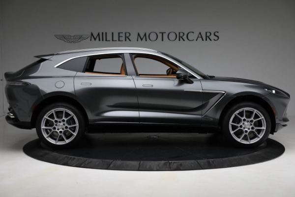 New 2021 Aston Martin DBX for sale $203,886 at Rolls-Royce Motor Cars Greenwich in Greenwich CT 06830 8
