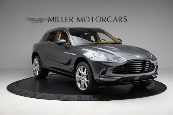 New 2021 Aston Martin DBX for sale $203,886 at Rolls-Royce Motor Cars Greenwich in Greenwich CT 06830 9