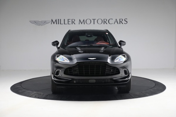 New 2021 Aston Martin DBX for sale $200,686 at Rolls-Royce Motor Cars Greenwich in Greenwich CT 06830 11
