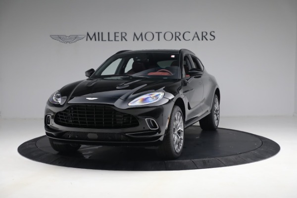 New 2021 Aston Martin DBX for sale $200,686 at Rolls-Royce Motor Cars Greenwich in Greenwich CT 06830 12