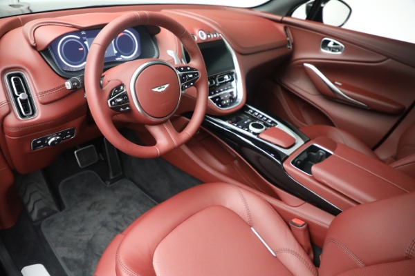 New 2021 Aston Martin DBX for sale $200,686 at Rolls-Royce Motor Cars Greenwich in Greenwich CT 06830 13
