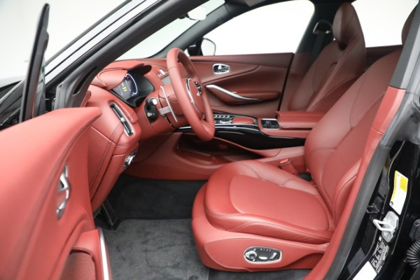 New 2021 Aston Martin DBX for sale $200,686 at Rolls-Royce Motor Cars Greenwich in Greenwich CT 06830 14