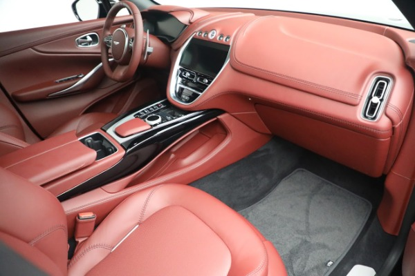 New 2021 Aston Martin DBX for sale $200,686 at Rolls-Royce Motor Cars Greenwich in Greenwich CT 06830 19