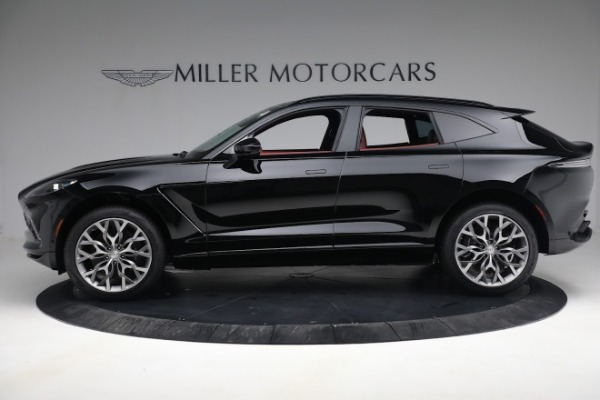 New 2021 Aston Martin DBX for sale $200,686 at Rolls-Royce Motor Cars Greenwich in Greenwich CT 06830 2