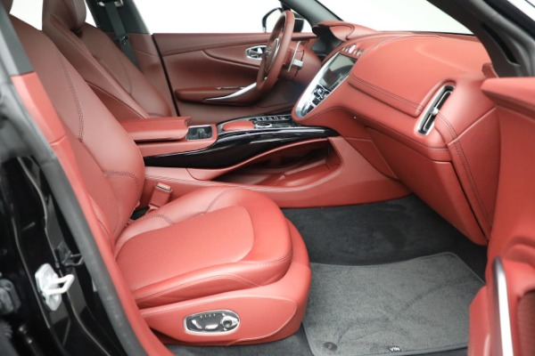 New 2021 Aston Martin DBX for sale $200,686 at Rolls-Royce Motor Cars Greenwich in Greenwich CT 06830 20