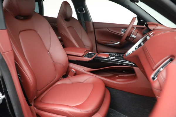 New 2021 Aston Martin DBX for sale $200,686 at Rolls-Royce Motor Cars Greenwich in Greenwich CT 06830 21