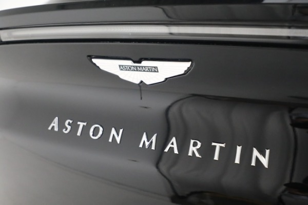 New 2021 Aston Martin DBX for sale $200,686 at Rolls-Royce Motor Cars Greenwich in Greenwich CT 06830 24