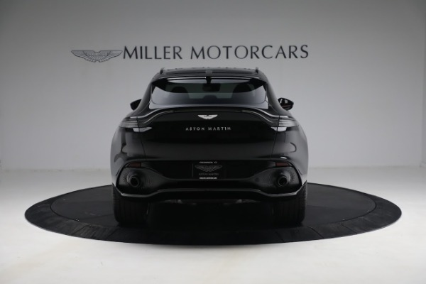 New 2021 Aston Martin DBX for sale $200,686 at Rolls-Royce Motor Cars Greenwich in Greenwich CT 06830 5