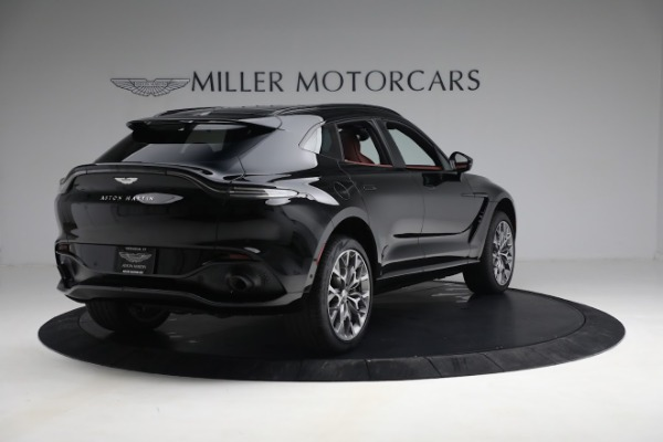 New 2021 Aston Martin DBX for sale $200,686 at Rolls-Royce Motor Cars Greenwich in Greenwich CT 06830 6