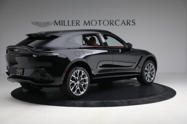 New 2021 Aston Martin DBX for sale $200,686 at Rolls-Royce Motor Cars Greenwich in Greenwich CT 06830 7