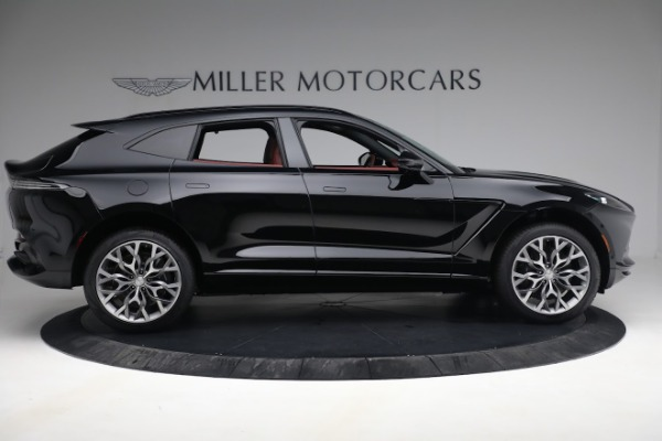 New 2021 Aston Martin DBX for sale $200,686 at Rolls-Royce Motor Cars Greenwich in Greenwich CT 06830 8