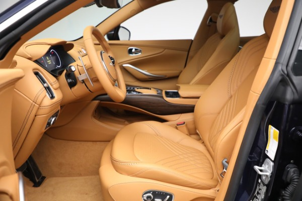 New 2021 Aston Martin DBX for sale $209,586 at Rolls-Royce Motor Cars Greenwich in Greenwich CT 06830 14