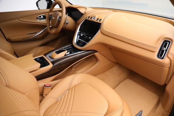 New 2021 Aston Martin DBX for sale $209,586 at Rolls-Royce Motor Cars Greenwich in Greenwich CT 06830 19