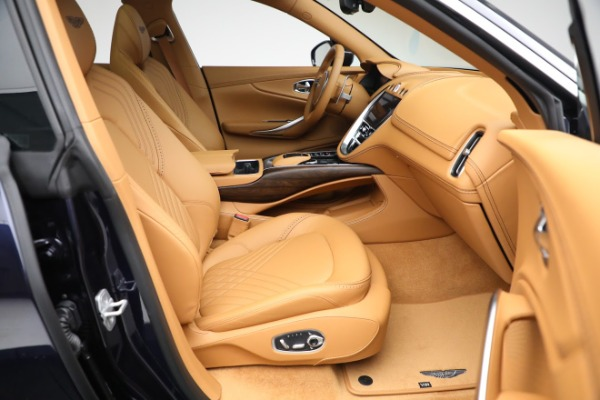 New 2021 Aston Martin DBX for sale $209,586 at Rolls-Royce Motor Cars Greenwich in Greenwich CT 06830 20