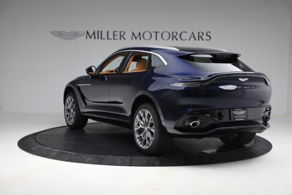 New 2021 Aston Martin DBX for sale $209,586 at Rolls-Royce Motor Cars Greenwich in Greenwich CT 06830 4
