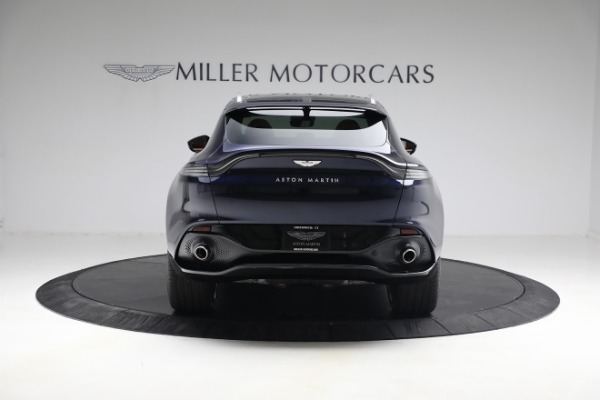 New 2021 Aston Martin DBX for sale $209,586 at Rolls-Royce Motor Cars Greenwich in Greenwich CT 06830 5