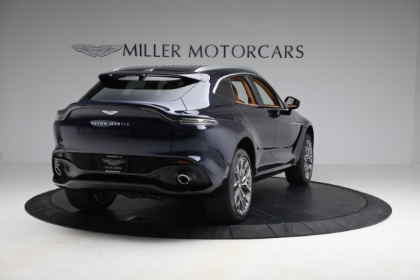 New 2021 Aston Martin DBX for sale $209,586 at Rolls-Royce Motor Cars Greenwich in Greenwich CT 06830 6