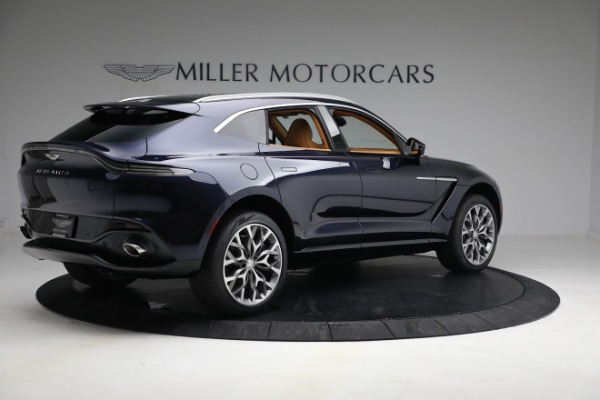 New 2021 Aston Martin DBX for sale $209,586 at Rolls-Royce Motor Cars Greenwich in Greenwich CT 06830 7
