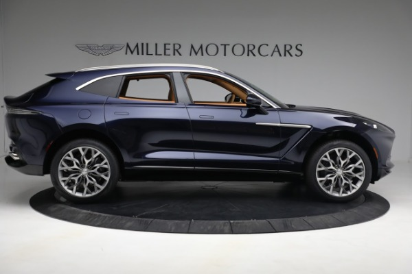 New 2021 Aston Martin DBX for sale $209,586 at Rolls-Royce Motor Cars Greenwich in Greenwich CT 06830 8
