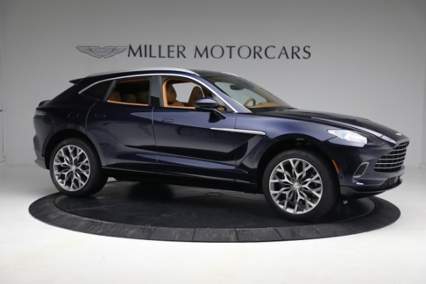 New 2021 Aston Martin DBX for sale $209,586 at Rolls-Royce Motor Cars Greenwich in Greenwich CT 06830 9