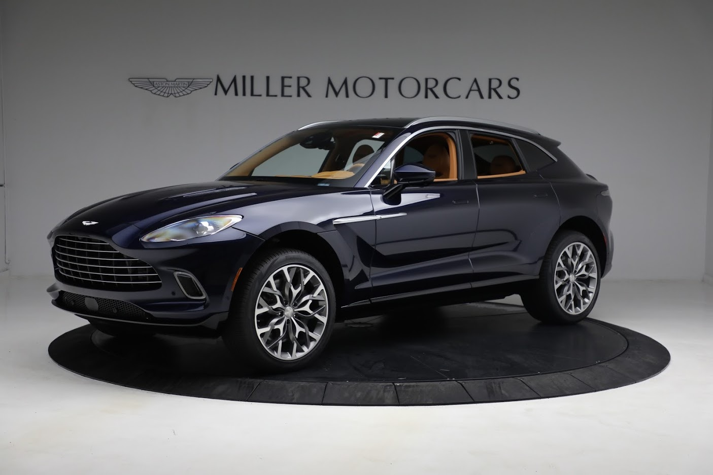 New 2021 Aston Martin DBX for sale $209,586 at Rolls-Royce Motor Cars Greenwich in Greenwich CT 06830 1