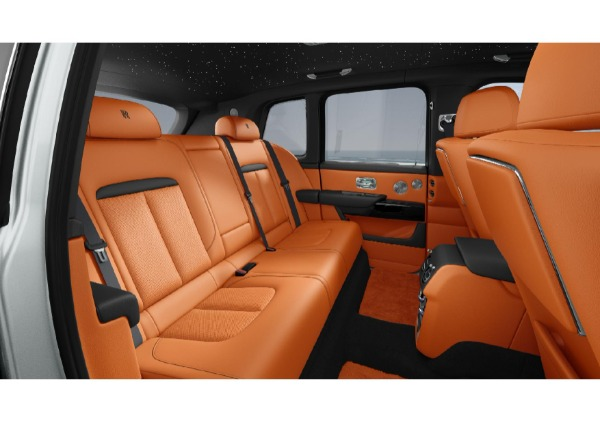 New 2022 Rolls-Royce Cullinan for sale Call for price at Rolls-Royce Motor Cars Greenwich in Greenwich CT 06830 6