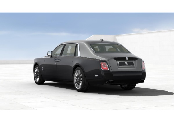 New 2022 Rolls-Royce Phantom EWB for sale Call for price at Rolls-Royce Motor Cars Greenwich in Greenwich CT 06830 3
