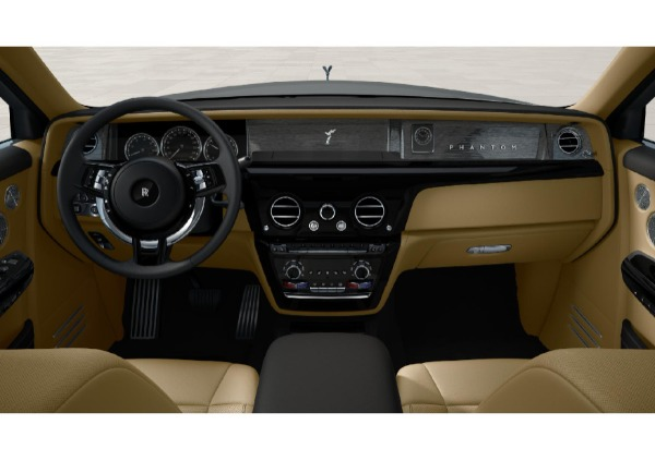 New 2022 Rolls-Royce Phantom EWB for sale Call for price at Rolls-Royce Motor Cars Greenwich in Greenwich CT 06830 4