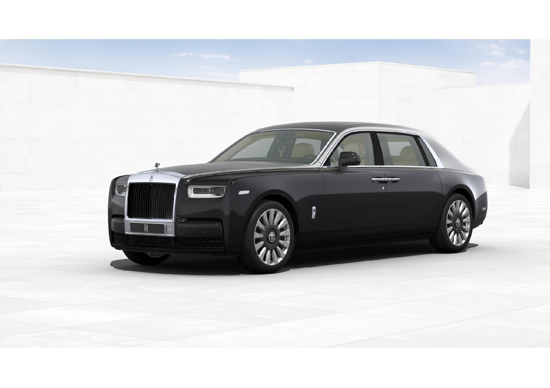 New 2022 Rolls-Royce Phantom EWB for sale Call for price at Rolls-Royce Motor Cars Greenwich in Greenwich CT 06830 1