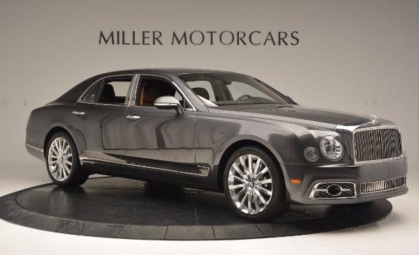 New 2017 Bentley Mulsanne for sale Sold at Rolls-Royce Motor Cars Greenwich in Greenwich CT 06830 10