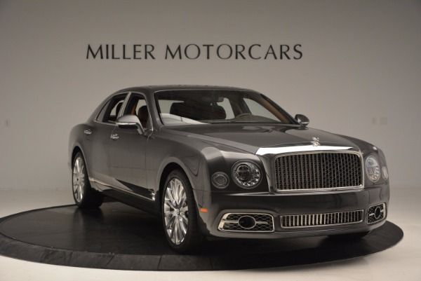 New 2017 Bentley Mulsanne for sale Sold at Rolls-Royce Motor Cars Greenwich in Greenwich CT 06830 11